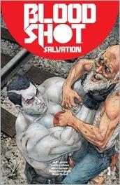 Bloodshot Salvation #3 Cover A - Rocafort