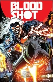 Bloodshot Salvation #3 Cover - Adams ICON Variant