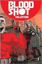 Bloodshot Salvation #3 Cover - Smallwood interlocking Variant