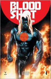 Bloodshot Salvation #4 Cover A - Suayan