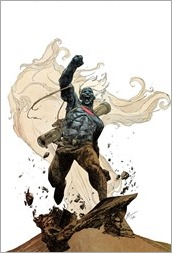 Bloodshot Salvation #4 Cover - de la Torre Variant