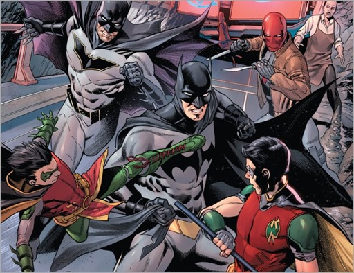Detective Comics #968