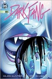 Dark Fang #1 Cover