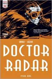 Doctor Radar #1 Cover B - Bezian
