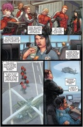 Harbinger Renegade #0 Preview 2