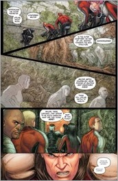 Harbinger Renegade #0 Preview 4