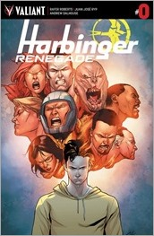 Harbinger Renegade #0 Cover A