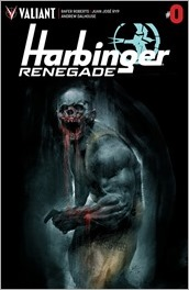 Harbinger Renegade #0 Cover B - De La Torre