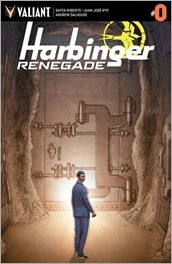 Harbinger Renegade #0 Cover C - Ryp