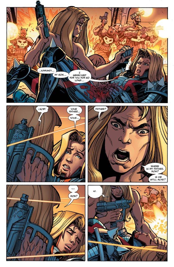 Kamandi Challenge #11 Cover A Nick Bradshaw Cover DC Comics