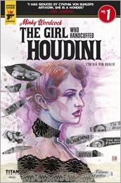 Minky Woodcock: The Girl Who Handcuffed Houdini #1 Cover A - Mack