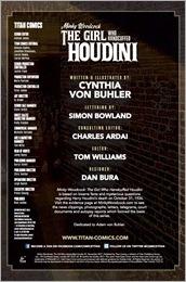Minky Woodcock: The Girl Who Handcuffed Houdini #1 Preview 1