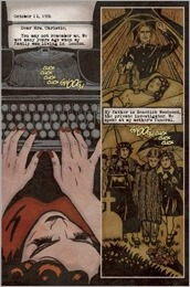 Minky Woodcock: The Girl Who Handcuffed Houdini #1 Preview 2