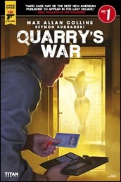 Quarry's War #1 Cover A