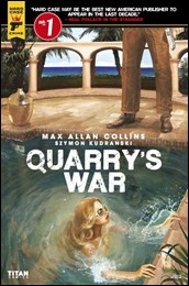 Quarry's War #1 Cover B