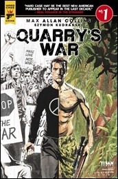 Quarry's War #1 Cover C
