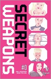 Secret Weapons #0 Cover A - Allen