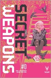 Secret Weapons #0 Cover B - Fish