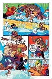 Mighty Crusaders #1 Preview 2