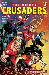 Mighty Crusaders #1 Cover A