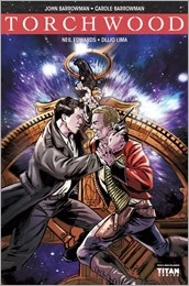 Torchwood #2 Cover A
