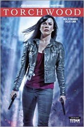 Torchwood #2 Cover B - Photo