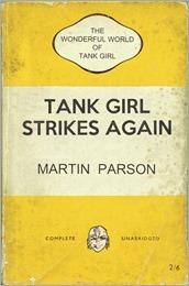 Tank Girl: The Wonderful World of Tank Girl #1 Cover C - Martin Wraparound