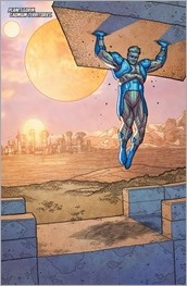 X-O Manowar #11 Preview 1