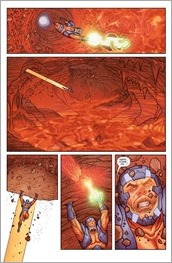 X-O Manowar #11 Preview 3