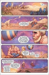 X-O Manowar #11 Preview 4