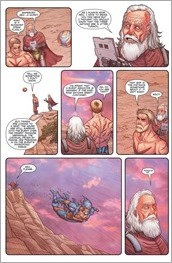 X-O Manowar #11 Preview 5