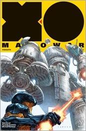 X-O Manowar #11 Cover A - LaRosa