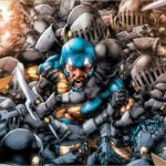 First Look: X-O Manowar #11 by Kindt & Bodenheim – VISIGOTH Part One