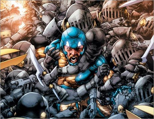X-O Manowar #11