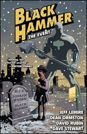 Black Hammer Volume 2: The Event TPB Cover