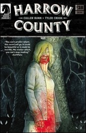 Harrow County #28 Cover