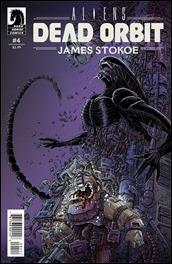 Aliens: Dead Orbit #4 Cover
