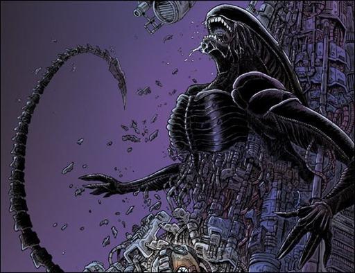 Aliens: Dead Orbit #4