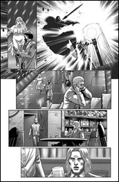 Armstrong and The Vault of Spirits #1 First Look Preview 5