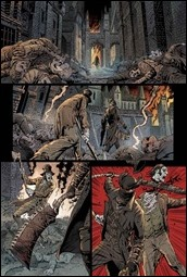 Bloodborne: The Death of Sleep #1 First Look Preview 1