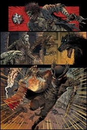 Bloodborne: The Death of Sleep #1 First Look Preview 2