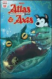Atlas & Axis #1 Cover - Dirge