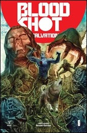 Bloodshot Salvation #6 Cover B - Guedes