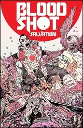 Bloodshot Salvation #6 Cover C - Bivens