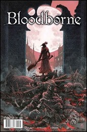 Bloodborne: The Death of Sleep #1 Cover A