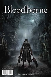 Bloodborne: The Death of Sleep #1 Cover B