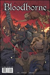 Bloodborne: The Death of Sleep #1 Cover D