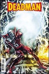 Deadman #2 Cover
