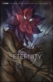 Eternity #3 Cover A - Jelena