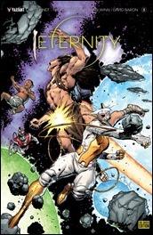 Eternity #3 Cover - Hairsine Pre-Order